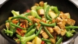Szechwan Tempeh Vegetable Stir-Fry